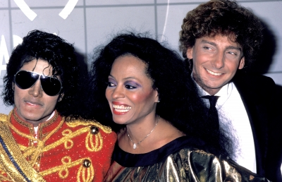 Barry Manilow, Diana Ross and Michael Jackson02.jpg